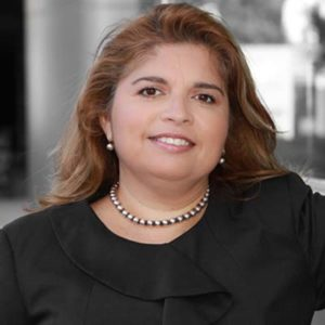 Gina Rosales is a senior probate paralegal in Los Angeles